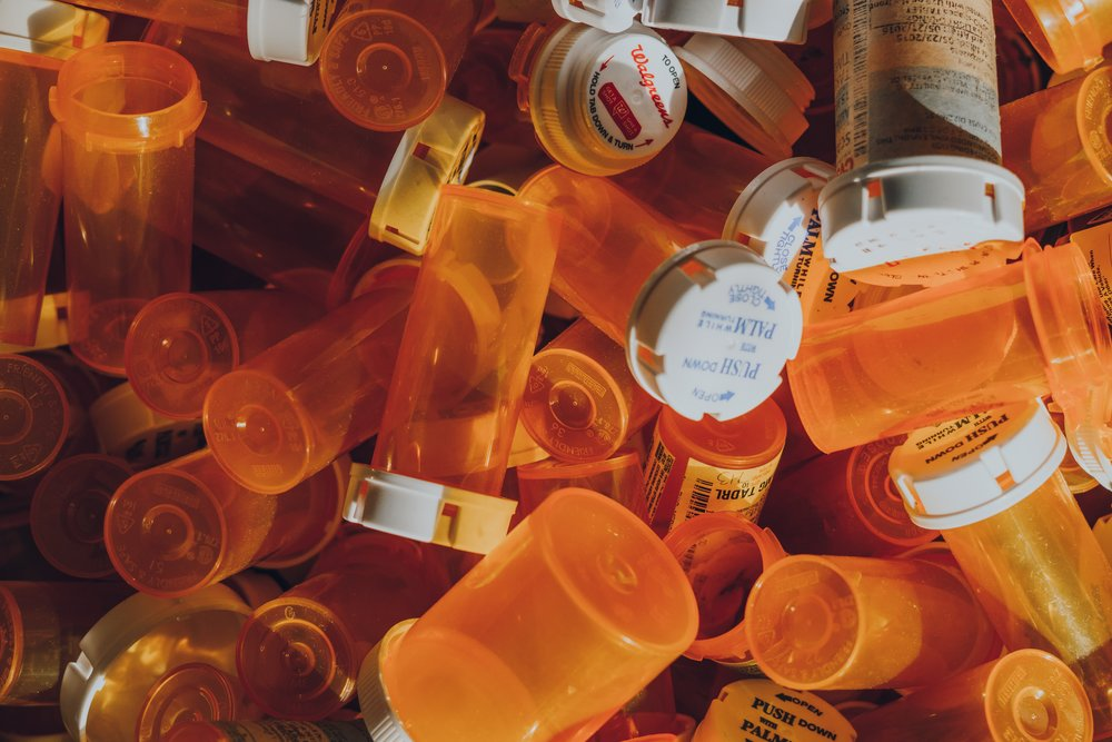 Pill bottles image for Maryland Bid Opportunity