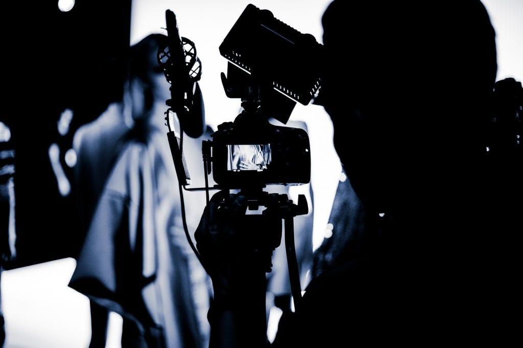 television studio bid