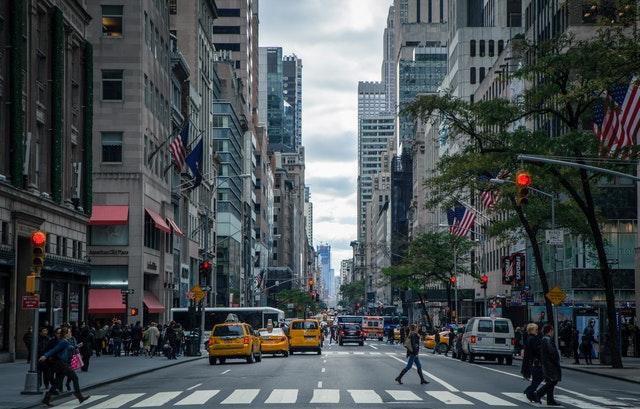 NY bids NYC street-level