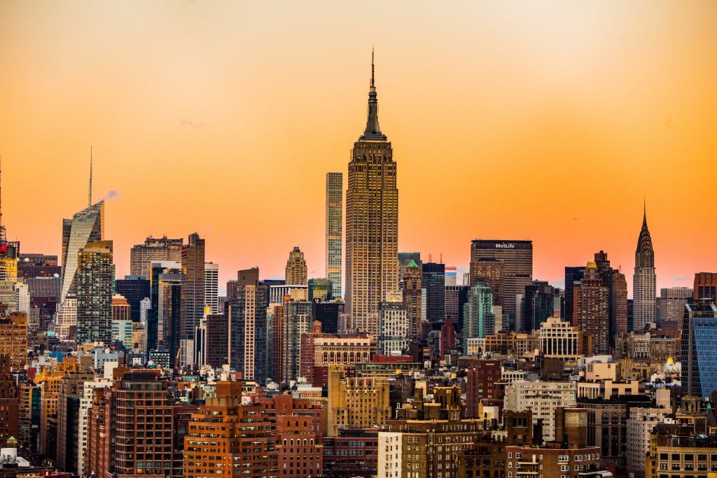 New York Bids: How to Make Your Mark in the Empire State