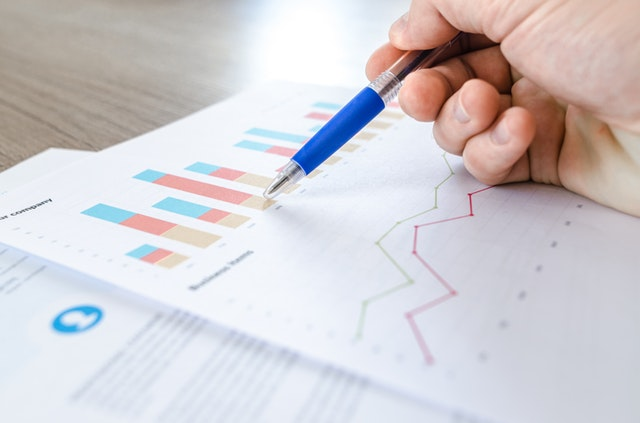charts and graphs for your RFP layout