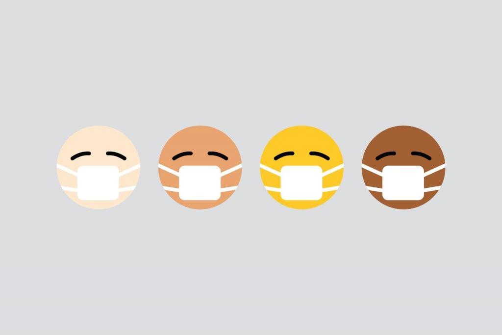 Coronavirus business strategy tips emojis image