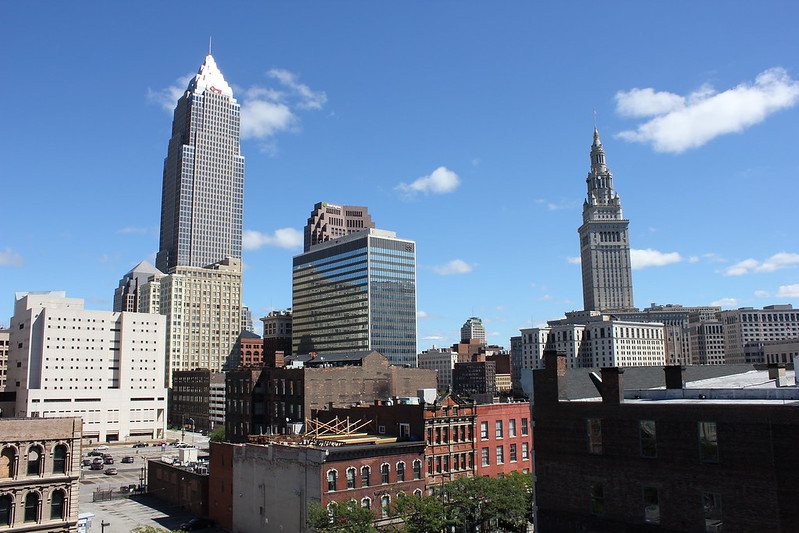 Cleveland skyline for City Planning RFP article